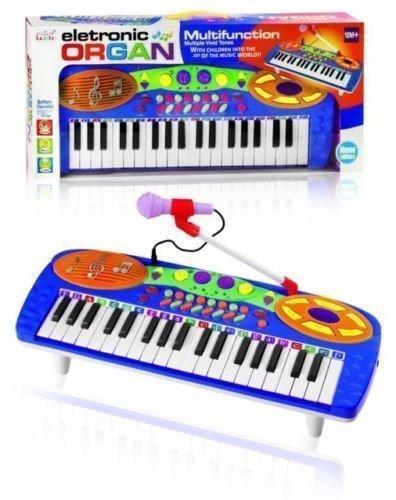 enfants petit piano jouet musical 0701485084911 jeux jouets pianos et claviers alertemoi. Black Bedroom Furniture Sets. Home Design Ideas