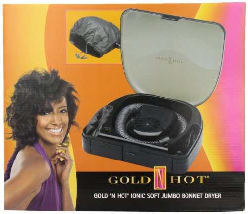 Gold 'N Hot Gh3984 Ionic Soft Jumbo Bonnet Dryer front-30466