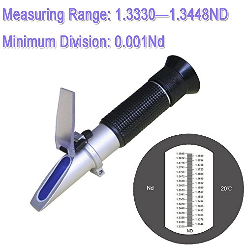 1.3330-1.3448ND Oil Refractometer RND-027ATC