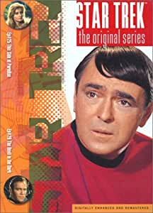 Star Trek - The Original Series, Vol. 13, Episodes 25 & 26: This Side of Paradise/ The Devil in the Dark [Import USA Zone 1]