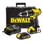 18V Lithium-Ion 2-Speed Combi Drill C...