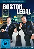 DVD BOSTON LEGAL - SEASON 2