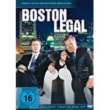 "Boston Legal - Season 2 (7 DVDs)von ""James Spader"""