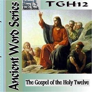 Gospel of the holy twelve fake