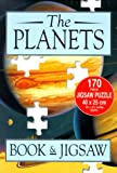 The Planets - Book & Jigsaw Puzzle (170 pieces -16 x 10 inches approx.