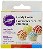 Wilton Primary Candy Color Set