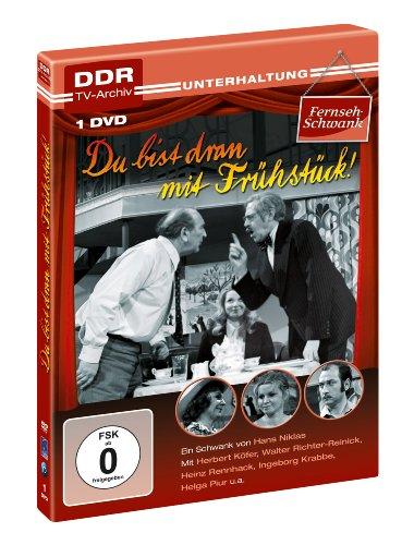 Du bist dran mit Frühstück! ( DDR TV-Archiv )