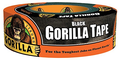 Black Gorilla Tape 1.88 In. x 35 Yd., One Roll (Better Pack 333 compare prices)
