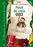 echange, troc Burda - Points de croix : Noël