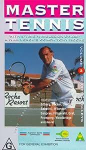 Tony Roche Master Tennis: Serves & Volleys [VHS]