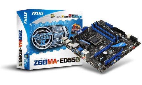 MSI Intel Z68 Socket 1155