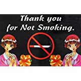 "Dolls Of India ""No Smoking"" Reprint On Paper - Unframed (45.72 X 29.21 Centimeters)"