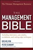 The Management Bible (0471705454) by Nelson, Bob
