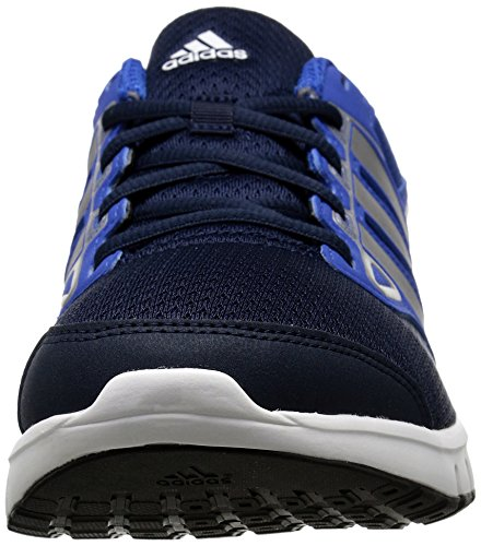 Adidas Performance Men's Galactic Elite M Running Shoe,White/Blue/Iron Metallic/Grey,9 M US