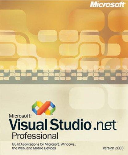 Visual Studio .NET Pro 2003