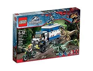 レゴ ジュラシックワールド ラプトルの猛威 75917