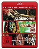 Torture Porn – 3 Movie Pack Vol. 2 [Blu-ray]