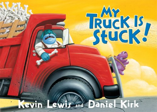 My Truck Is Stuck! cover