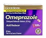 GoodSense Omeprazole Delayed Release,...