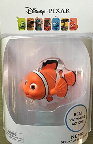 Pixar Collection Disney Deluxe Nemo Action Figure