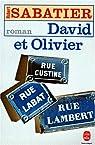 David et Olivier par Robert Sabatier