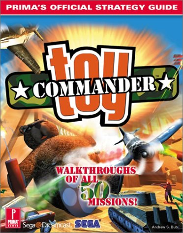 Toy Commander: Prima's Official Strategy Guide PDF