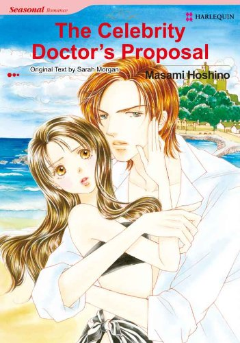 Sarah Morgan  Masami Hoshino - The Celebrity Doctor's Proposal