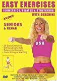 Seniors Exercise DVD: Senior / Elderly Easy Pilates Exercises DVD. Easy PILATES Exercises for Strength, Rehab & Physical Therapy. This Seniors Fitness DVD is Good also for Easy Osteoporosis Exercises, Diabetes Exercises, Arthritis Exercises, Alzheimer's Exercises DVD. Sunshine is a Certified AARP Trainer by ACE, The American Council on Exercise.