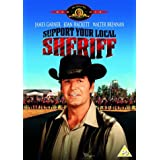 "Support Your Local Sherriff [UK Import]von ""James Garner"""