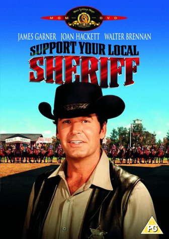 Support Your Local Sherriff [DVD]