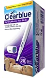 Clearblue Fertility Monitor Test Kit Sticks 20 sticks