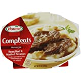 Hormel Compleats Roast Beef & Mash Potatoes, 10-Ounce Units (Pack of 6)