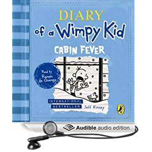 Diary Of A Wimpy Kid Book 6 Cabin Fever By Jeff Kinney