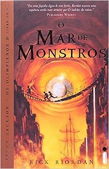 Mar de Monstros - Sea Of Monsters (Em Portugues do Brasil) (Portuguese