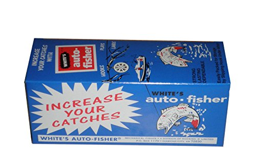 Mechanical Fisher White's AutoFisher Reel