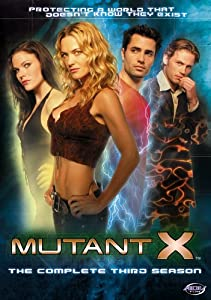 Mutant X - The Complete Third Season