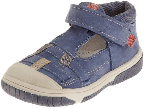 Babybotte Toddler Safari Jeans Blue Shoe Casual 6/194 3 Child UK
