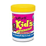 SULFUR 8 KIDS MEDICATED ANTI DANDRUFF HAIR & SCALP CONDITIONER 113gm