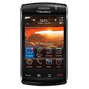 Blackberry Storm 2 9550 Unlocked Phone No Warranty