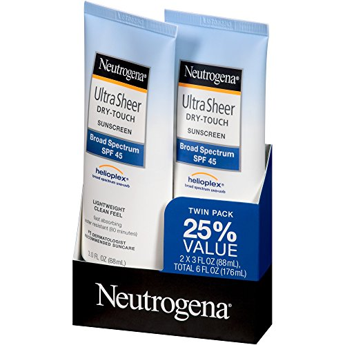 Neutrogena-Ultra-Sheer-Dry-Touch-Sunscreen-Broad-Spectrum-SPF-45-3-Fl-Oz-Pack-of-2