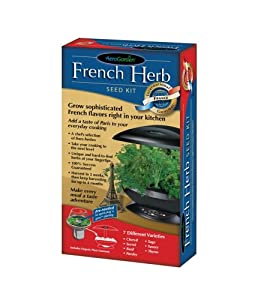 AeroGarden 0007-01Z French Herb Seed Kit (Discontinued by Manufacturer)