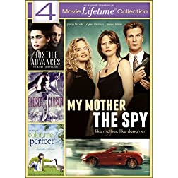 4-Movie Lifetime Collection V.2: Color Me Perfect / Closer and Closer / My Mother the Spy / Hostile Advances:...