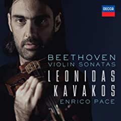 Beethoven: Sonata for Violin and Piano No.6 in A, Op.30 No.1 - 1. Allegro