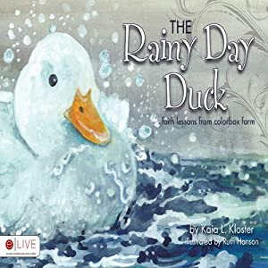 The Rainy Day Duck Audiobook