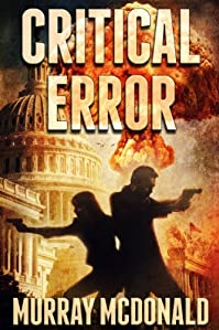 Critical Error by Murray McDonald ebook deal