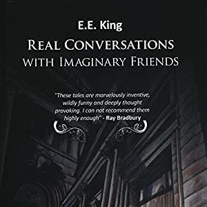 Real Conversations with Imaginary Friends Audiobook