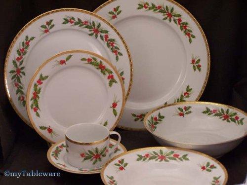 festive dinnerware sets of china