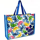 DISNEY LILO & STITCH REUSABLE LESSON BAG FOR KIDS. H- 9.5x L 13x W 4. Free US Shipping.