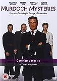 Murdoch Mysteries - Series 1 -3 Box Set [DVD]