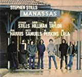Stephen Stills Manassas + Lyric Poster